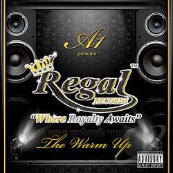 A1 Presents - Regal Records The Warm Up CD Cover Art