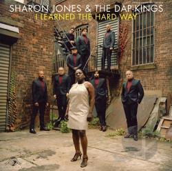 Jones, Sharon / Sharon Jones & The Dapkings - I Learned the Hard Way LP Cover Art