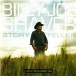 Shaver, Billy Joe - Storyteller - Live at the Bluebird 1992 DB Cover Art