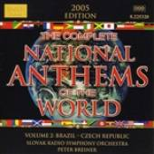 Breiner, Peter - National Anthems Of The World, Vol. 2: Brazil - Czech Republic DB Cover Art