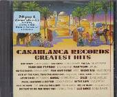 Casablanca Records Greatest Hits CD Cover Art