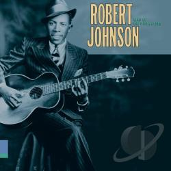 Johnson, Robert - King of the Delta Blues CD Cover Art