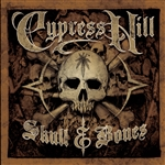 Cypress Hill - Skull & Bones CD Cover Art