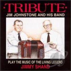 Johnstone, Jimmy - Tribute to Jimmy Shand CD Cover Art