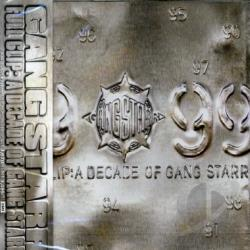 Gang Starr - Full Clip: Decade Of (Explicit) CD Cover Art