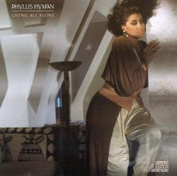 Hyman, Phyllis - Living All Alone CD Cover Art