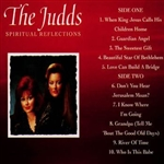 Judds - Spiritual Reflections CD Cover Art