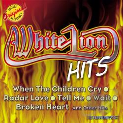 White Lion - Hits CD Cover Art