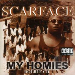 Scarface - My Homies CD Cover Art