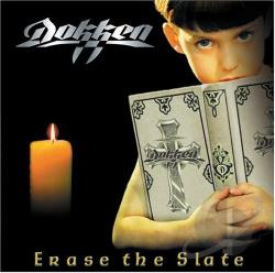 Dokken - Erase the Slate CD Cover Art
