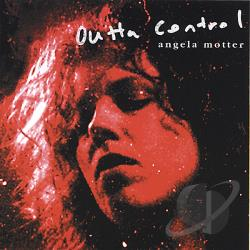 Motter, Angela - Outta Control CD Cover Art