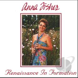 Fisher, Anna - Renaissance In Formation CD Cover Art