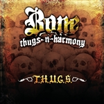 Bone Thugs-N-Harmony - T.H.U.G.S. CD Cover Art