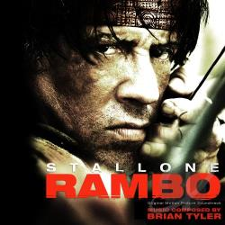 Rambo (Osc) - Rambo CD Cover Art