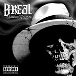 B Real - Smoke and Mirrors CD Cover Art