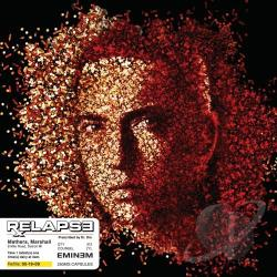 Eminem - Relapse CD Cover Art