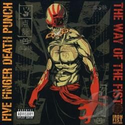 Five Finger Death Punch - Way of the Fist CD Cover Art