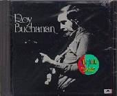 Buchanan, Roy - Roy Buchanan CD Cover Art