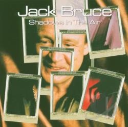 Bruce, Jack - Shadows in the Air CD Cover Art
