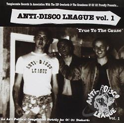 Anti Disco League, Vol. 1 CD Cover Art