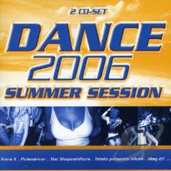 Dance 2006 Summer Session CD Cover Art