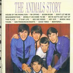 Animals - Animals Story 1964-1967 CD Cover Art