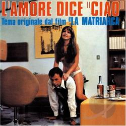 Trovajoli, Armando - La Matriarca CD Cover Art