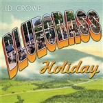 J.D. Crowe & the New South - Bluegrass Holiday CD Cover Art