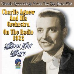 Agnew, Charlie - Slow But Sure CD Cover Art