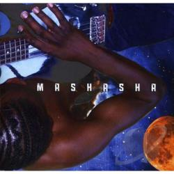 Mashasha CD Cover Art