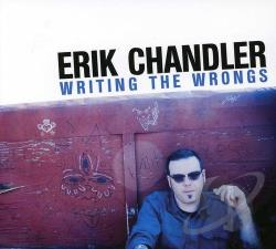 Chandler, Erik / People on Vacation - Carry On EP/Writing the Wrongs CD Cover Art