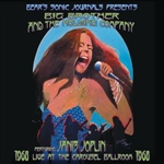 Big Brother & The Holding Company / Joplin, Janis - Live At The Carousel Ballroom 1968 DB Cover Art