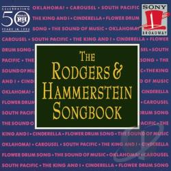 Rodgers & Hammerstein / Various Artists - Rodgers & Hammerstein Songbook CD Cover Art