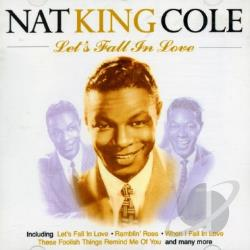 Cole, Nat King - Let's Fall In Love CD Cover Art