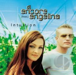 DJ Encore / Engelina - Intuition CD Cover Art
