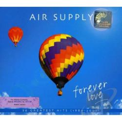 Air Supply - Forever Love: Greatest Hits CD Cover Art