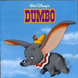 Disney - Dumbo CD Cover Art