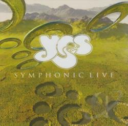 Yes - Symphonic Live CD Cover Art