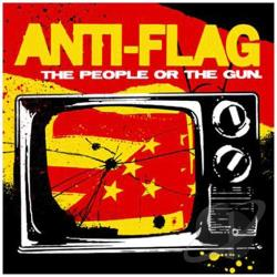 Anti-Flag - People or the Gun CD Cover Art