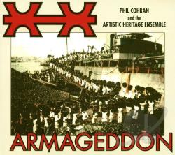 Cohran, Phil / Cohran, Philip & The Artistic Heritage Ensemble - Armageddon CD Cover Art
