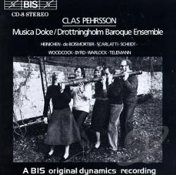 Drottningho / Pehrsson - Clas Pehrsson CD Cover Art