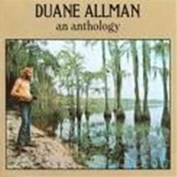 Allman, Duane - An Anthology CD Cover Art