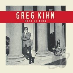 Kihn, Greg - Best Of Kihn CD Cover Art