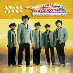 Los Rieleros Del Norte - Abriendo Caminos CD Cover Art
