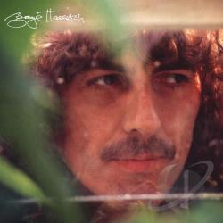 Harrison, George - George Harrison CD Cover Art