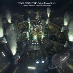 Uematsu, Nobuo - Final Fantasy VII CD Cover Art