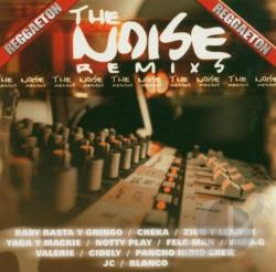 Noise Remixs CD Cover Art
