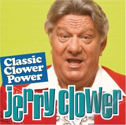 Clower, Jerry - Classic Clower Power CD Cover Art