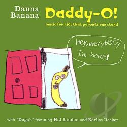 Danna Banana - Daddy-O! CD Cover Art