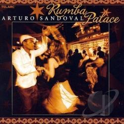 Sandoval, Arturo - Rumba Palace CD Cover Art